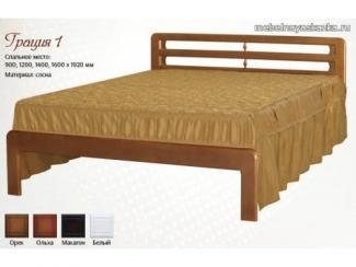 Кровать Грация 1