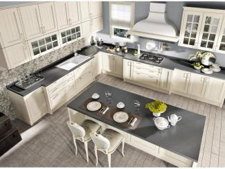 Кухня угловая Вилла - Мебельная фабрика «Рими (Интерстиль)»