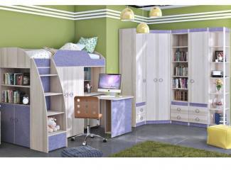 Детская «Радуга - 2» - Мебельная фабрика «ТриЯ»