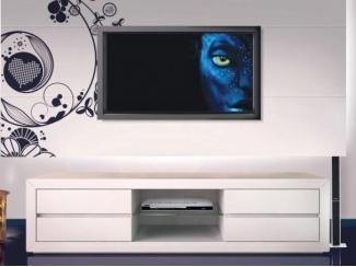 ТВ ТУМБА DUPEN GD-ARIZONA 04TV  - Импортёр мебели «Евростиль (ESF)»