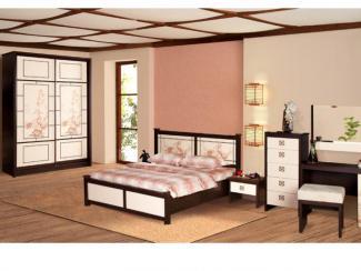 Спальный гарнитур «Киото»