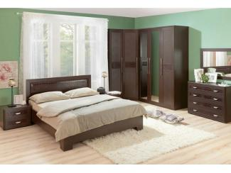 Спальня Парма - Мебельная фабрика «Кураж»