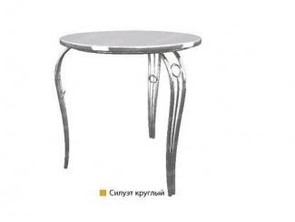 Стол обеденный Силуэт круглый - Мебельная фабрика «МФА»