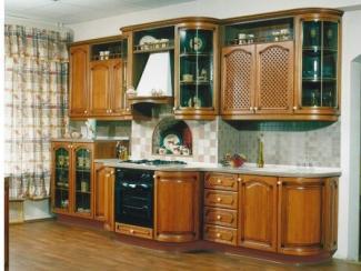 Кухня прямая 164 - Мебельная фабрика «НиксМебель», г. Вологда