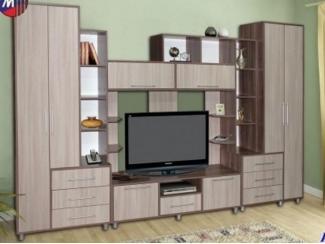 Многофункциональная стенка Ингрид 3 - Мебельная фабрика «Грааль», г. Пенза