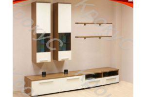 Гостиная Престиж 7 - Мебельная фабрика «Крокус»
