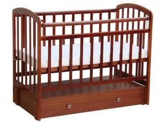 Детская кровать из массива 313 - Мебельная фабрика «Воткинская промышленная компания»