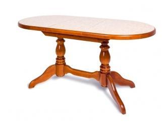 Стол обеденный Чарльз - раздвижной - Мебельная фабрика «Диана»