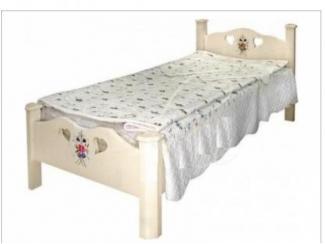 КРОВАТЬ  детская КМК-90 - Мебельная фабрика «Домашняя мебель»