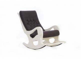 Кресло-качалка Люкс - Мебельная фабрика «ОСТА»