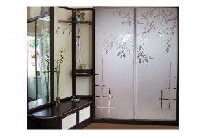 Шкаф-купе в восточном стиле - Мебельная фабрика «Таурус»