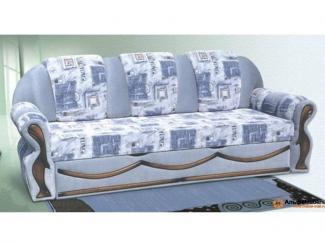диван прямой Альфа 108 выкатной