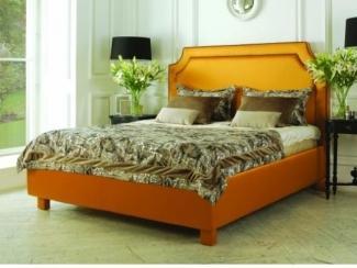 Кровать с высоким изголовьем Дженифер  - Мебельная фабрика «Рой Бош»