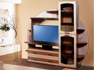 ТВ тумба 10 - Мебельная фабрика «Лад»