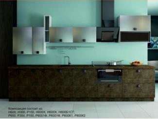 Кухня Престо - Мебельная фабрика «SON&C», г. Пенза