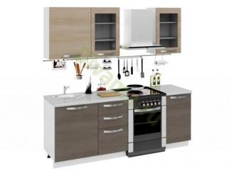 Кухня Ненси 4 МДФ - Мебельная фабрика «Фиеста-мебель»