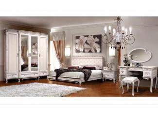 Спальня Фальконе-1 ГМ 5180 - Мебельная фабрика «Гомельдрев»