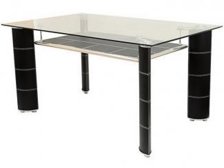 Стол обеденный стеклянный 1654 - Импортёр мебели «МебельТорг»