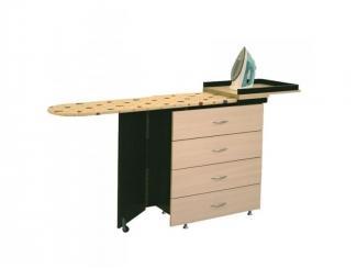 Комод с гладильной доской Фея - Мебельная фабрика «КорпусМебель»