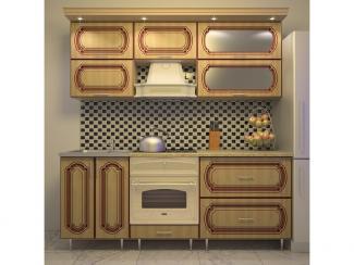 Кухня прямая Дебора патина - Мебельная фабрика «Вариант М»