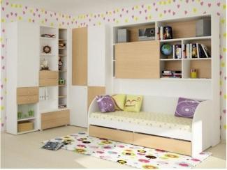 Детская 09 - Мебельная фабрика «Интерьер»