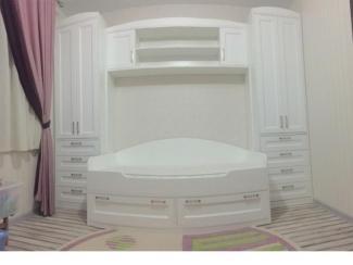 Белая Детская - Мебельная фабрика «Настоящая Мебель»