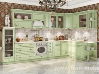 Универсальная кухня Барбара Люкс  - Мебельная фабрика «Фран»