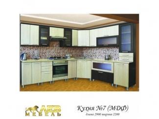 Кухня МДФ 7  - Мебельная фабрика «Лев Мебель»