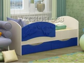 Детская кровать Дельфин  - Мебельная фабрика «Регион 058»