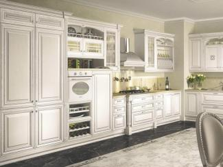 Кухня прямая Flaminiya - Мебельная фабрика «Zetta»