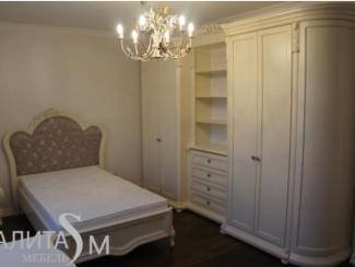 Спальный гарнитур Ангелина - Изготовление мебели на заказ «Салита», г. Калининград