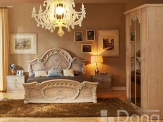 спальный гарнитур Рим - Мебельная фабрика «Дана»