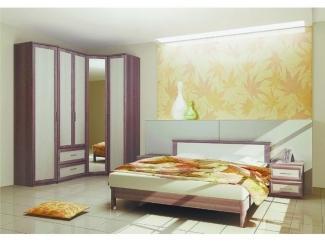 Спальня АРИЯ 8 - Мебельная фабрика «Азбука мебели»