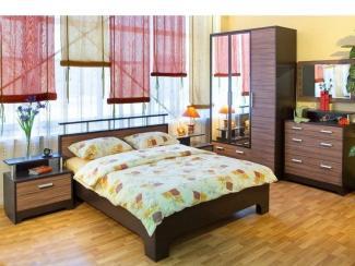 Набор мебели для спальни «Этно»