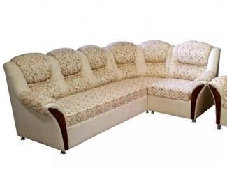 Модель углового дивана Светлана - Мебельная фабрика «Джамбек-мебель»