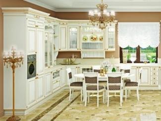 Кухня угловая Infinity - Мебельная фабрика «Zetta»