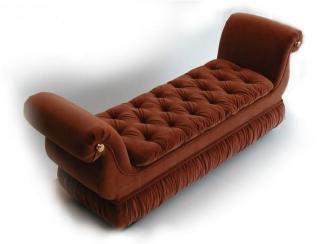 Пуф Клеопатра - Мебельная фабрика «Гротеск»