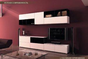 Гостиная Милан - Мебельная фабрика «ALDO»