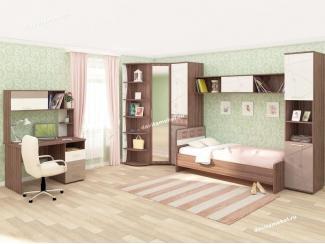 Набор подростковой мебели Розали 51 - Мебельная фабрика «Витра»