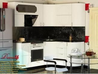 Угловая кухня Диана 4