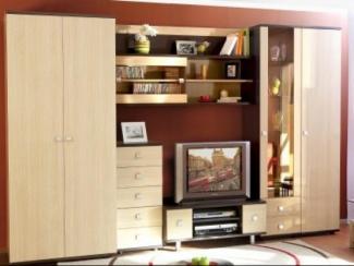 Гостиная стенка «ЭВИ » - Мебельная фабрика «Янтарь»