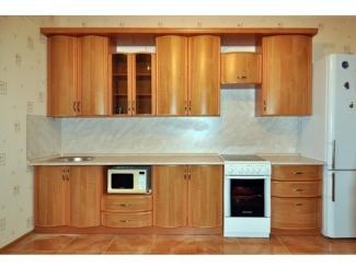 Кухня прямая Дебют - Мебельная фабрика «КрайМебель-Краснодар»
