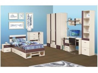 Детская Некст 3 - Мебельная фабрика «Олмеко»