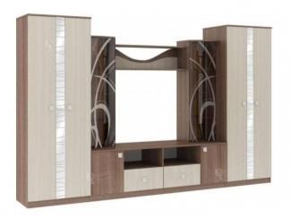 Готовая гостиная РИО 21 - Мебельная фабрика «Северная Двина»