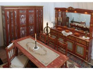 Обеденная группа ИСТОКИ - Мебельная фабрика «Грин Лайн»