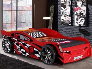 Детская кровать Ночной гонщик - Мебельная фабрика «Глория»