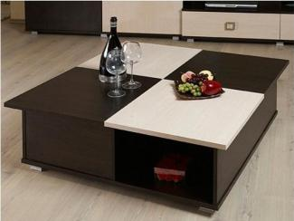 Стол журнальный Домино-3 - Мебельная фабрика «МебельШик»