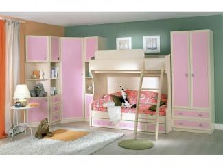 Детская 19 - Изготовление мебели на заказ «Детская мебель», г. Москва