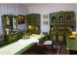 Кухонный гарнитур угловой Лето - Мебельная фабрика «Грин Лайн»