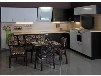 Кухня Стефания 3D - Мебельная фабрика «Кухни Премьер»